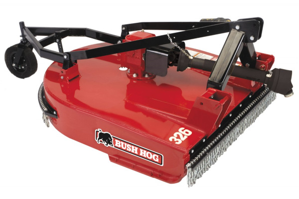 Bush Hog | BH320 Single-Spindle Series Rotary Cutters | Model 326