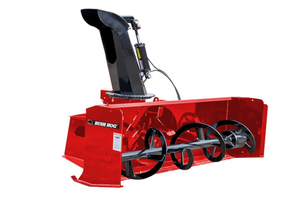 Bush Hog | Snow Equipment | SBSS Skidsteer Snow Blower