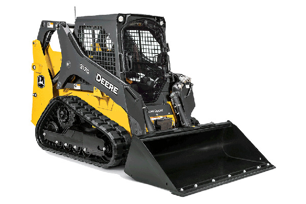 John Deere | Compact Track Loaders | Model 317G