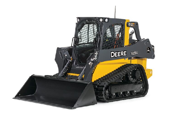 John Deere | Compact Track Loaders | Model 325G