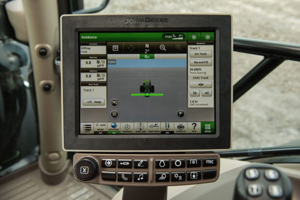 John Deere 4200 CommandCenter™ Display