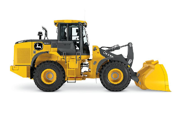 John Deere | Mid-Size Wheel Loaders | Model 624L