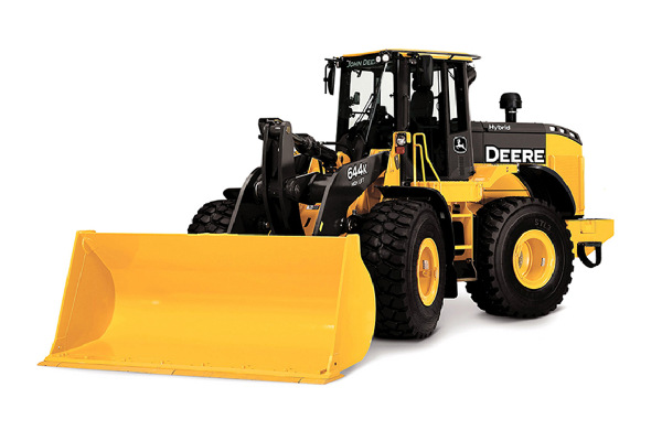 John Deere | Mid-Size Wheel Loaders | Model 644K Hybrid