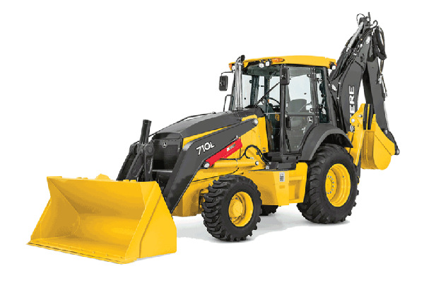 John Deere | Backhoes | Model 710L