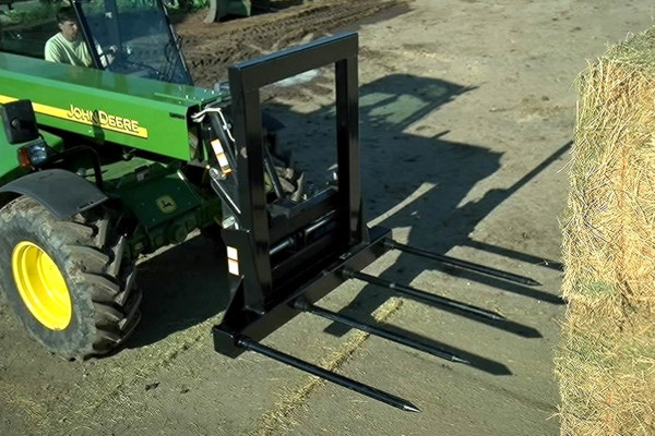 John Deere AB15 (A and K)