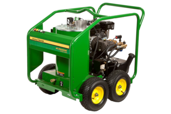 John Deere | Pressure Washers | AC Series / Hot Water Gasoline