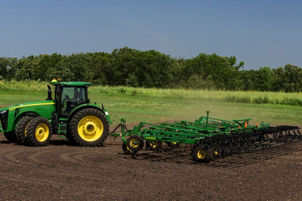 John Deere AutoTrac™  Turn Automation