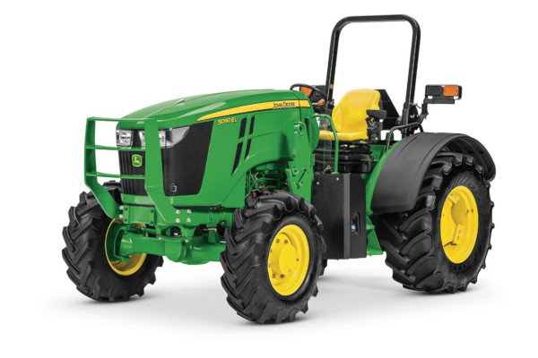 John Deere | Specialty Tractors | Low Profile-Low Clearance