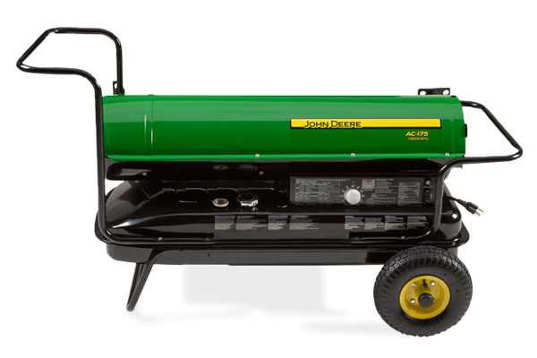 John Deere | Portable Heaters | Model AC-190 Kerosene Fired Portable Heater