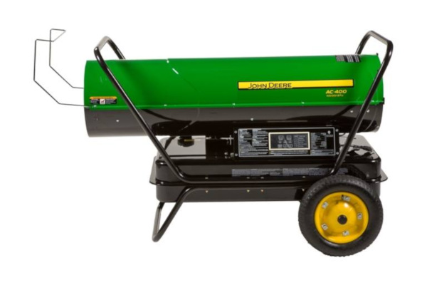 John Deere | Portable Heaters | Model AC-400 Kerosene Forced Air Portable Heater