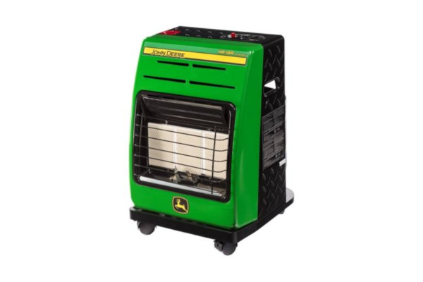 John Deere | Portable Heaters | Model HR-18R Propane Radiant Portable Heater