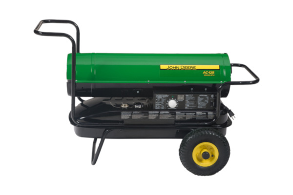 John Deere | Portable Heaters | Model AC-135 Kerosene Fired Portable Heater