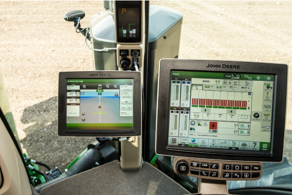 John Deere | Farm Equipment & Technology | Precision Ag Technology