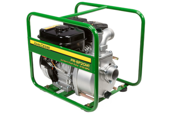 John Deere | Transfer Pumps | Semi-Trash