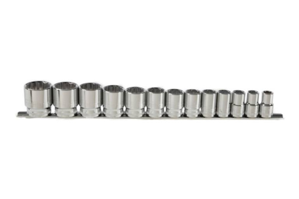 John Deere TY19944 - 11-piece 1/2-in. Drive Socket Set (Metric)