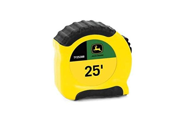 John Deere | Tape Measures | Model TY25388 - 1 in. x 25 ft.