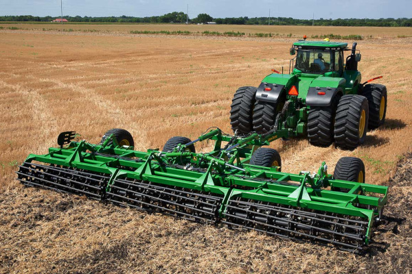 John Deere | Farm Equipment & Technology | Tillage Equipment