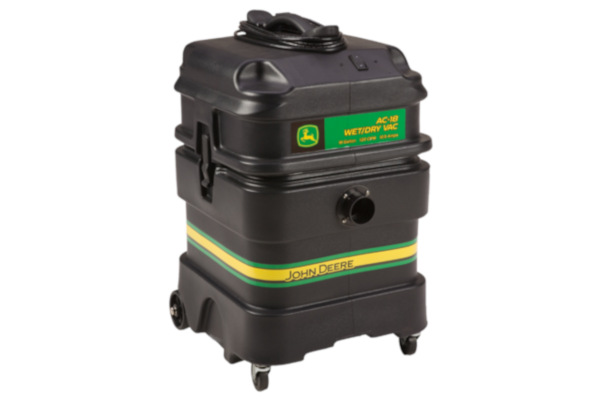 John Deere | Wet/Dry Vacuums | Model AC-18