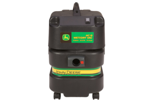 John Deere | Wet/Dry Vacuums | Model AC-9
