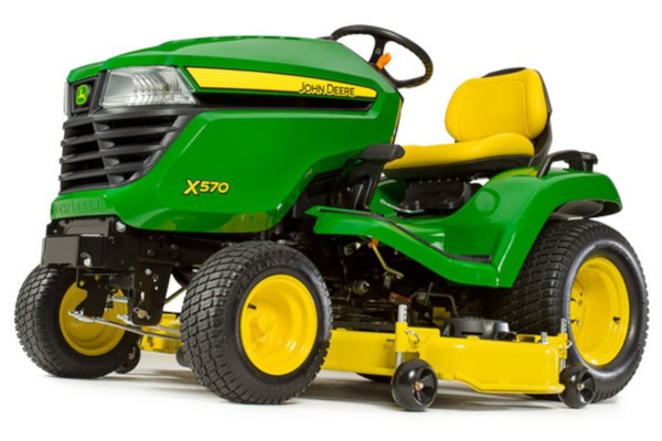 John Deere | X500 Select Series  | Model X570 with 48-in. Deck