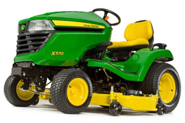 John Deere | X500 Select Series  | Model X570 with 54-in. Deck