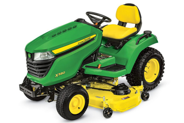 John Deere | X500 Select Series  | Model X580 Tractor with 54-inch Deck