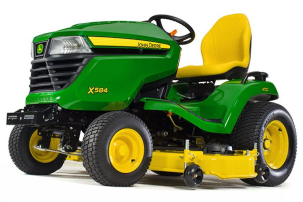 John Deere | X500 Select Series  | Model X584 with 48-inch or 54-inch Deck