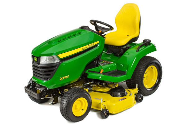 John Deere | X500 Select Series  | Model X590 with 48-in. Deck
