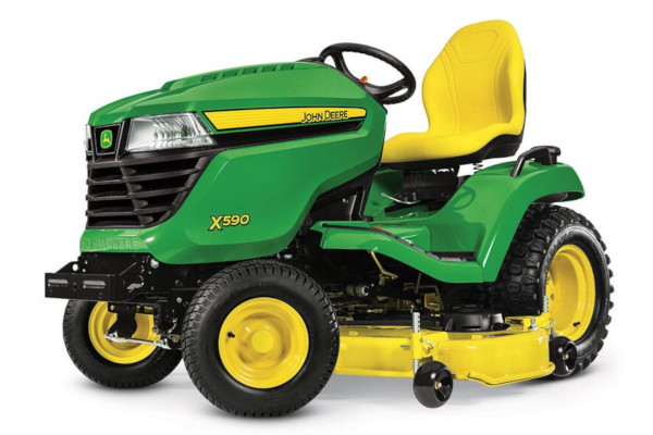 John Deere | X500 Select Series  | Model X590 with 54-in. Deck