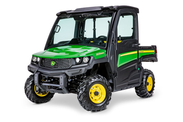 John Deere XUV865M with Cab