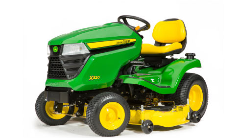 John Deere X320 Tractor with 54in Deck » Taylor and Messick Inc