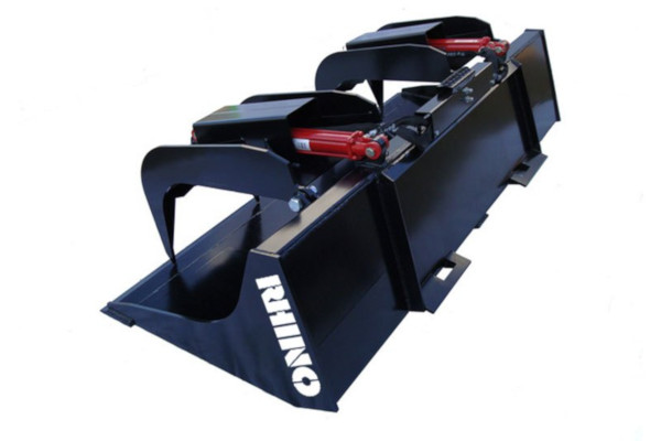Rhino | Grapples & Pallet Forks | Bucket Grapple