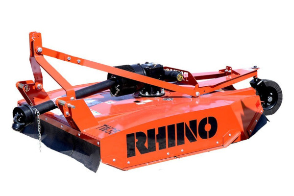 Rhino | Rotary Cutters | Single Spindle