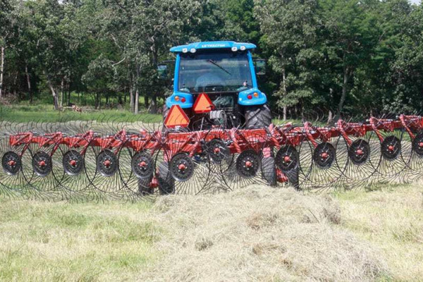 Rhino | Hay Equipment | Crop Driven Rakes