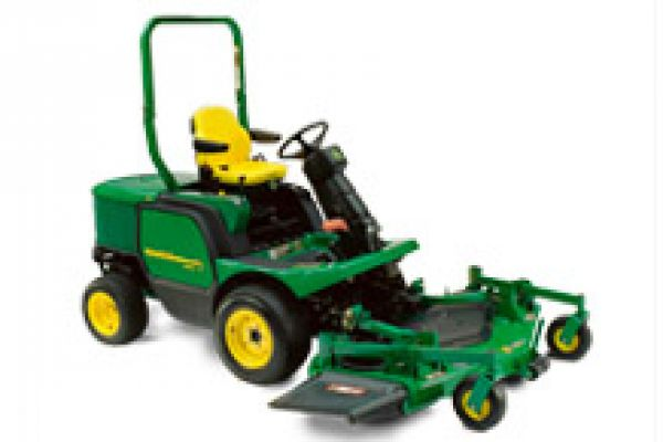 John Deere | Commercial Mowers | Front Mowers & Wide Area Mowers
