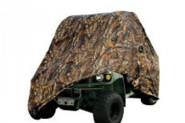 John Deere | Protection | Vehicle Cover, Cab/ROPS - Camo
