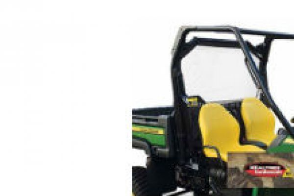 John Deere | Protection | OPS Soft Rear Screen-Camo
