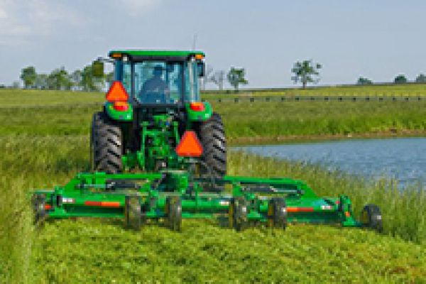 John Deere | Farm Equipment & Technology | Cutters and Shredders