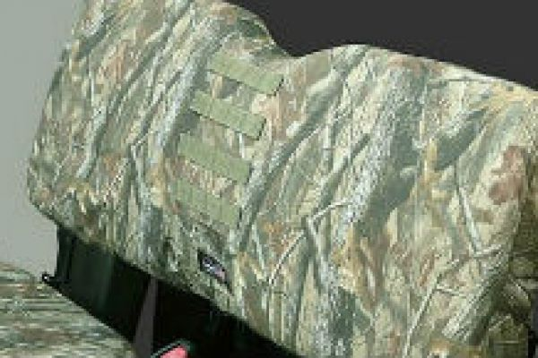 John Deere | Protection | Front MOLLE Seat Cover Kit