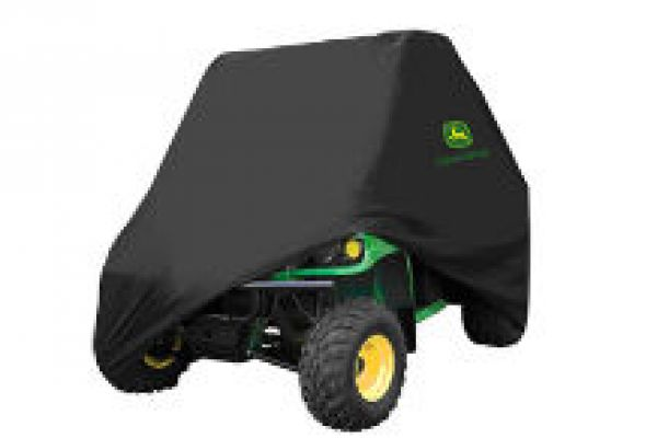 John Deere | Protection | Vehicle Cover, Cab/ROPS - Black