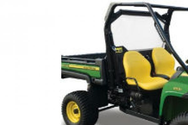 John Deere | Protection | OPS Soft Rear Screen-Black