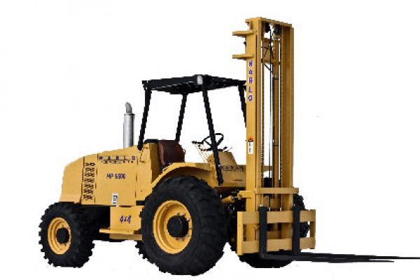 Harlo | Forklifts | Model HP6500