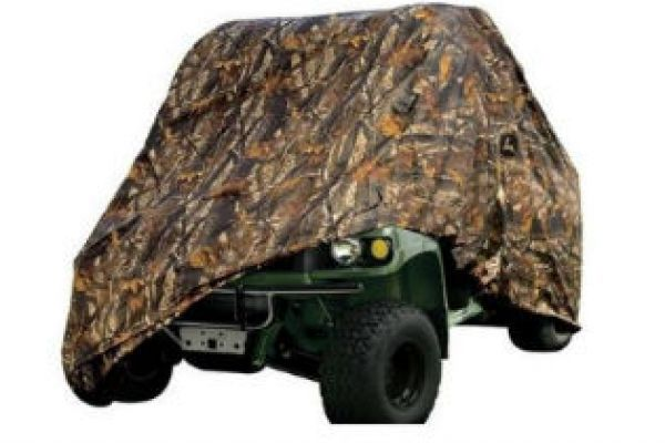 John Deere | Camo - Hunting | Vehicle Cover, Cab/ROPS-Camo