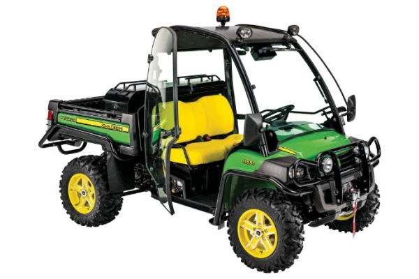 John Deere | Cabs | Glass Door Kit, Deluxe Cab