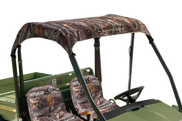 John Deere | Protection | Gator OPS Soft Roof - Camo