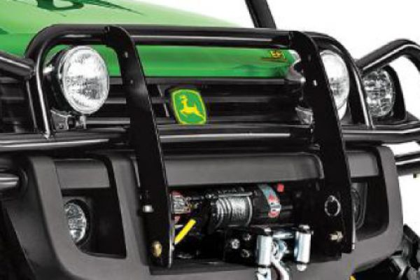 John Deere | Protection | Heavy Duty Brush Guard