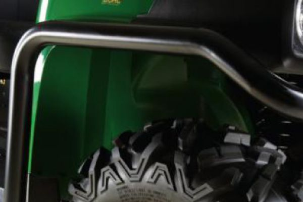 John Deere | Protection | Heavy Duty Front Fender Guard