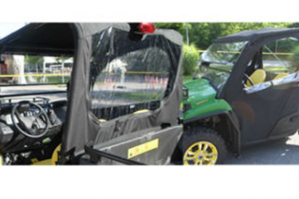 John Deere | Cabs | Canvas Roof Rear Panel