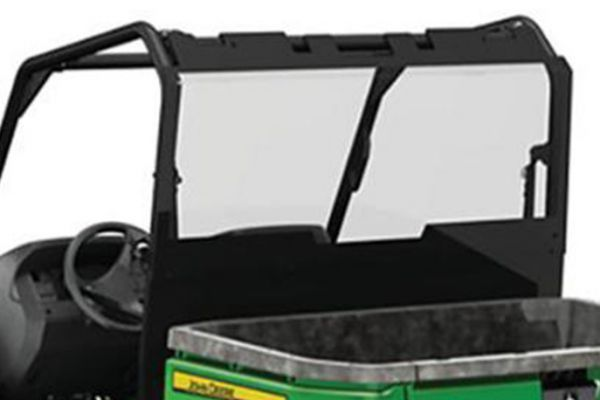 John Deere | Cabs | OPS Poly Rear Panel
