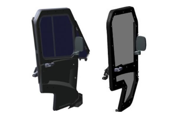 John Deere | Cabs | Poly Cab Door Side Mirrors